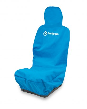 Waterproof Car Seat Cover Single Cyan