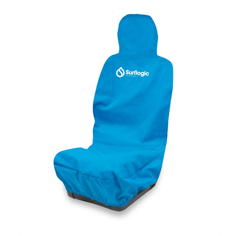 Waterproof Car Seat Cover Single Cyan
