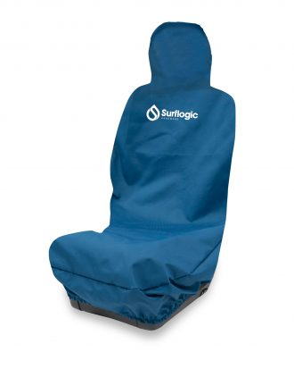 Waterproof Car Seat Cover Single Navy