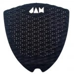 ROUND PIN 1 PIECE TRACTION PAD BLK-WHT