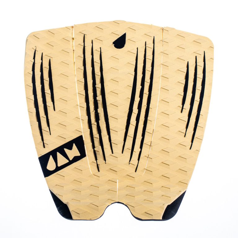 3 PIECE TRACTION PAD BROWN/BLACK STRIPES