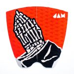 SMOOTH CRIMINAL 2 PIECE PAD RED/HANDS