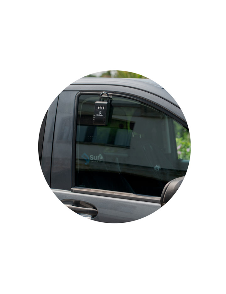 Car Window Lock Accessory