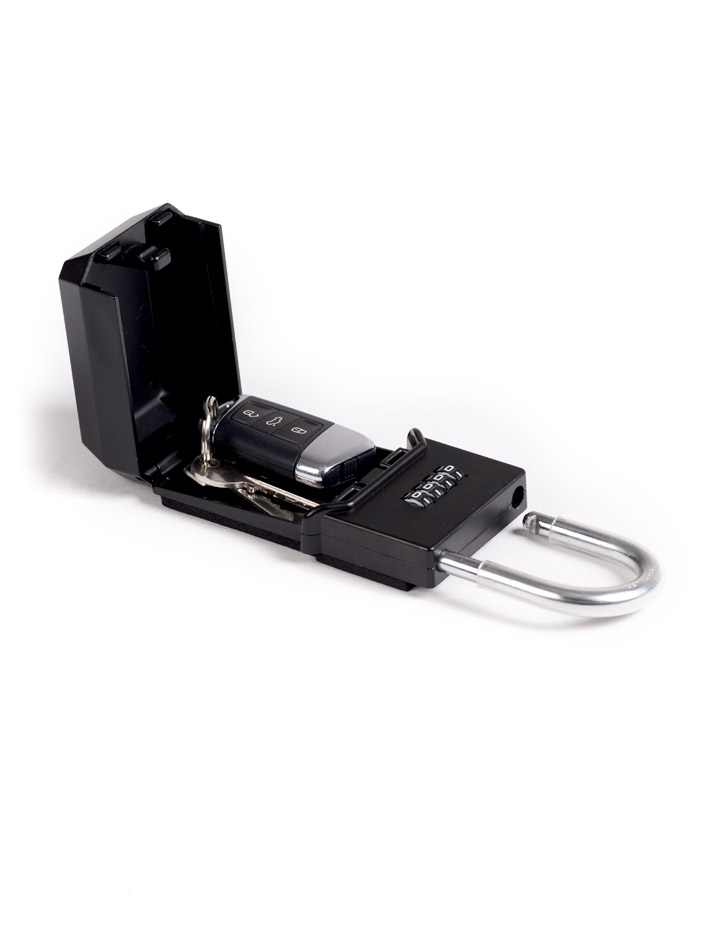 Key Lock Standard Black