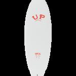 VAMPIRE BLOOD  5'2 - WHITE RED