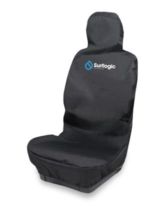 Waterproof Car Seat Cover Single Black