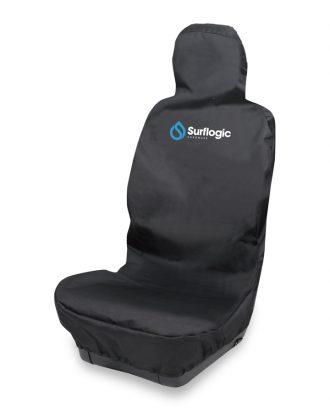 Waterproof Car Seat Cover Single Black