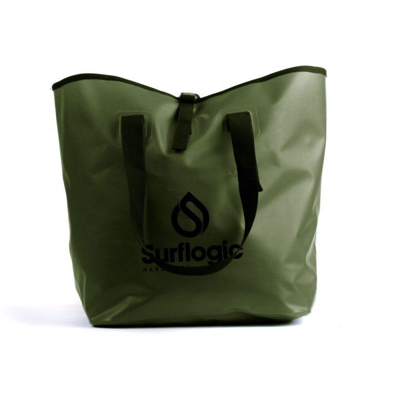 BOLSO ESTANCO BUCKET SURFLOGIC GREEN
