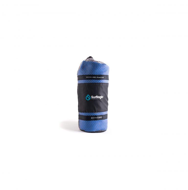 PONCHO SURFLOGIC MICROFIBRA BLUE